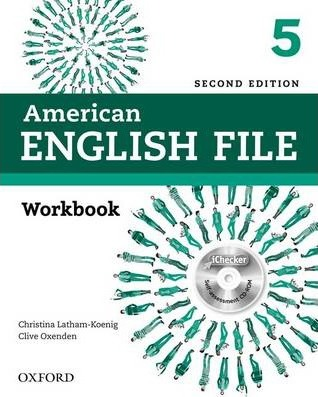 American English File: 5: Workbook with iChecker