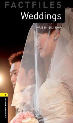 Oxford Bookworms Library Factfiles: Level 1:: Weddings audio CD pack