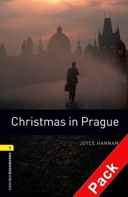 Oxford Bookworms Library: Level 1:: Christmas in Prague audio CD pack