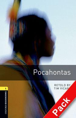 Oxford Bookworms Library: Level 1:: Pocahontas audio CD pack