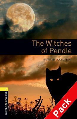 Oxford Bookworms Library: Level 1:: The Witches of Pendle audio CD pack