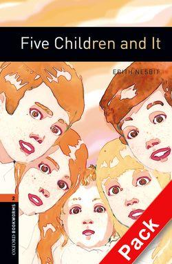 Oxford Bookworms Library: Level 2:: Five Children and It audio CD pack