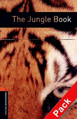 Oxford Bookworms Library: Level 2:: The Jungle Book audio CD pack