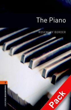 Oxford Bookworms Library: Level 2:: The Piano audio CD pack