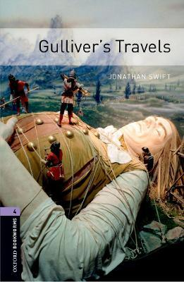 Gullivers Travels Level 4 Oxford Bookworms Library: 1400 Headwords
