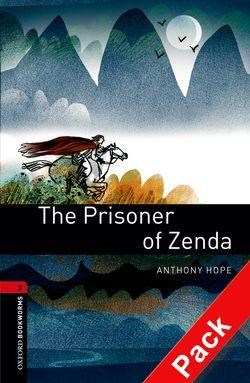 The Oxford Bookworms Library: Stage 3: The Prisoner of Zenda Audio CD Pack: 1000 Headwords