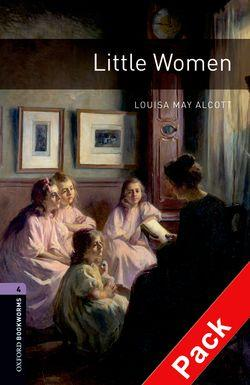 Oxford Bookworms Library: Level 4:: Little Women audio CD pack