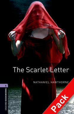 The The Oxford Bookworms Library: Level 4: The Scarlet Letter: Oxford Bookworms Library: Level 4:: The Scarlet Letter audio CD pack 1400 Headwords