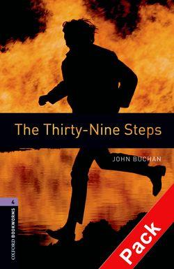 Oxford Bookworms Library: Level 4:: The Thirty-Nine Steps audio CD pack