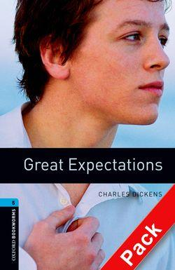 Oxford Bookworms Library: Level 5:: Great Expectations audio CD pack