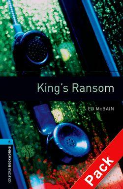 Oxford Bookworms Library: Level 5:: King's Ransom audio CD pack