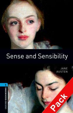 Oxford Bookworms Library: Level 5:: Sense and Sensibility audio CD pack
