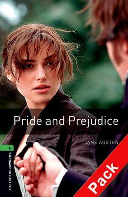 Oxford Bookworms Library: Level 6:: Pride and Prejudice audio CD pack