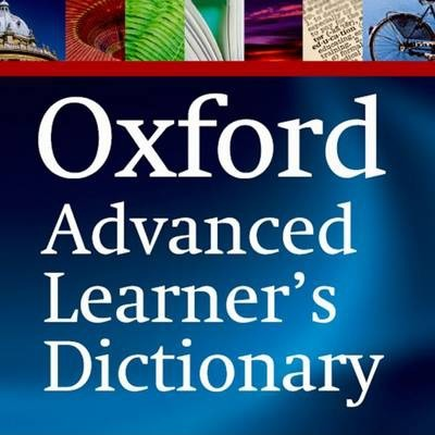 Oxford Advanced Learners Dictionary iOS Library App 1 Year