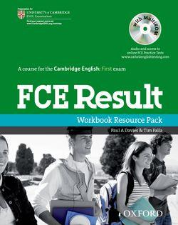 FCE Result: Workbook Resource Pack without Key