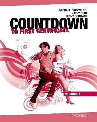 Countdown to First Certificate: Workbook without Key and Student's Audio CD Pack