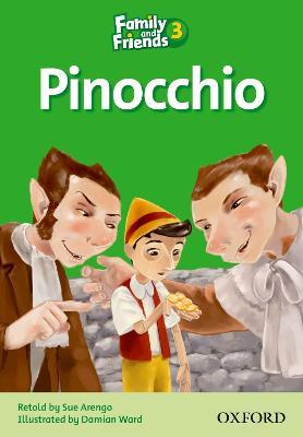 Family and Friends Readers 3: Pinocchio