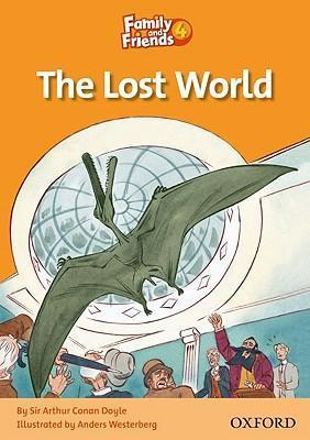 Family and Friends Readers 4: The Lost World