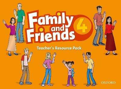 Family and Friends: 4: Teacher's Resource Pack
