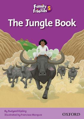 Family and Friends Readers 5: The Jungle Book