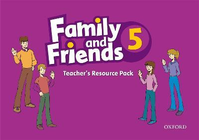 Family and Friends: 5: Teacher's Resource Pack