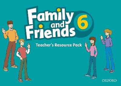 Family and Friends 6: Teachers Resource Pack: Including Photocopy Masters Book, and Testing and Evaluation Book