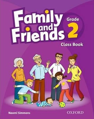 Family & Friends Grade 2 Students Book