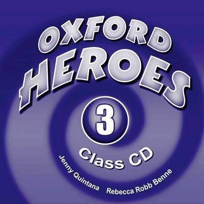 Oxford Heroes 3: Class Audio CDs (3)