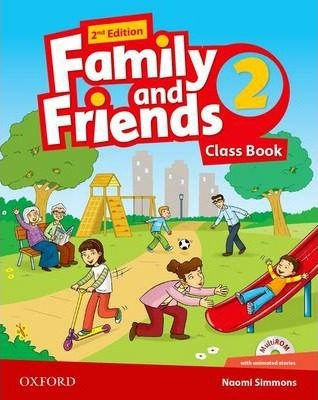 Family And Friends 2 Student Book