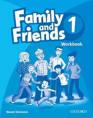 Family and Friends: 1: Workbook
