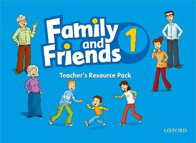 Family and Friends: 1: Teacher's Resource Pack