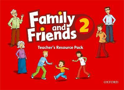 Family and Friends: 2: Teacher's Resource Pack