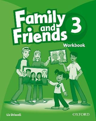 Family and Friends: 3: Workbook