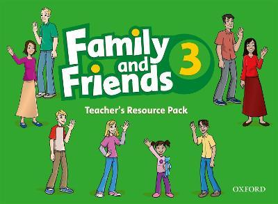 Family and Friends: 3: Teacher's Resource Pack