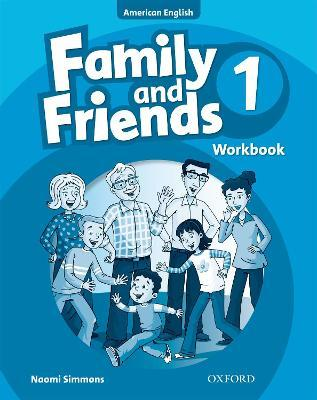 Family and Friends American Edition: 1: Workbook
