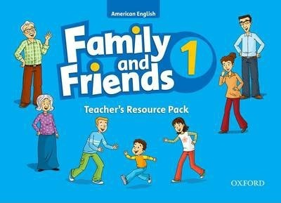 Family and Friends American Edition: 1: Teacher's Resource Pack