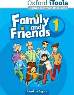 Family and Friends American Edition: 1: Itools CD-ROM