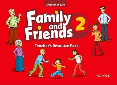 Family and Friends American Edition: 2: Teacher's Resource Pack