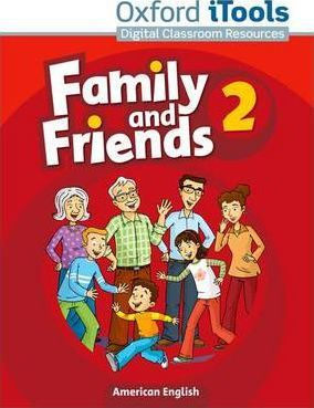 Family and Friends American Edition: 2: Itools CD-ROM