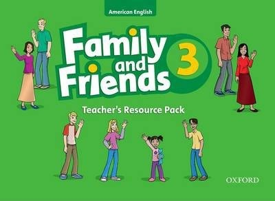 Family and Friends American Edition: 3: Teacher's Resource Pack
