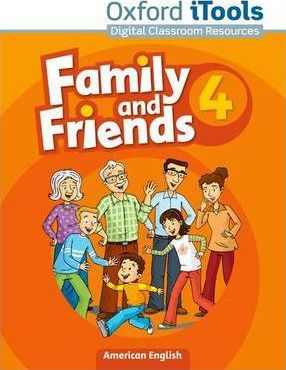 Family and Friends American Edition: 4: iTools CD-ROM
