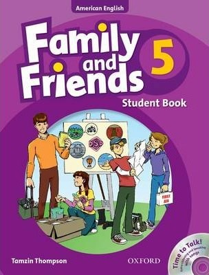 Family and Friends American Edition: 5: Student Book