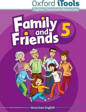 Family and Friends American Edition: 5: iTools CD-ROM