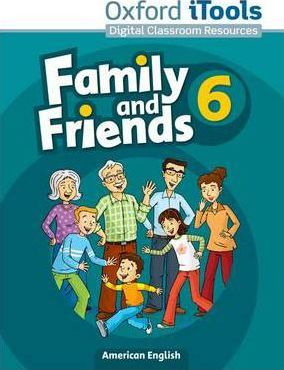 Family and Friends American Edition: 6: iTools CD-ROM