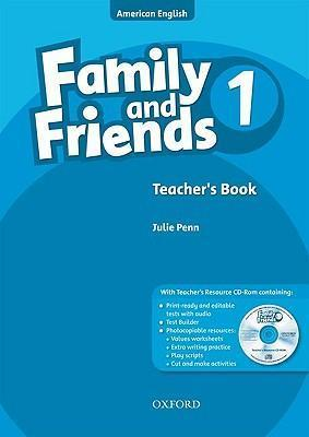 Family and Friends American Edition: 1: Teacher's Book & CD-ROM Pack