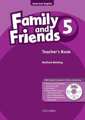 Family and Friends : 5: Teacher's Book