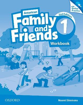 American Family and Friends: Level One: Workbook with Online Practice