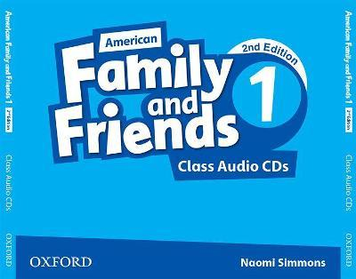 American Family and Friends: Level One: Class Audio CDs