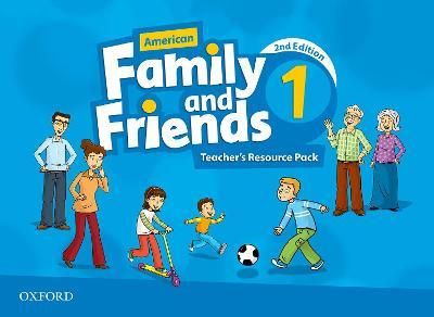 American Family and Friends: Level One: Teacher's Resource Pack