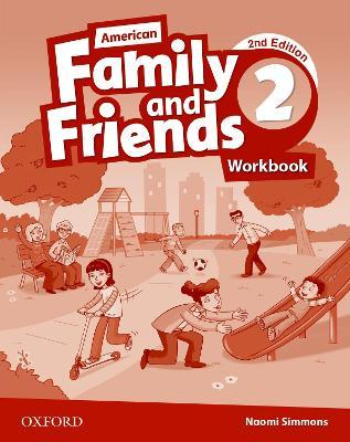 American Family and Friends: Level Two: Workbook